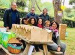 La Pineta D'Annunziana di Pescara celebra l'Earth Day con il Movimento 5 Stelle